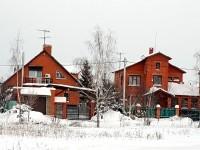 Новые дома в Зеленой Слободе