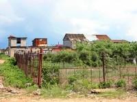 Огороды местных жителей