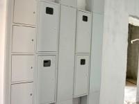 Шкафы с индивидуальными счетчиками