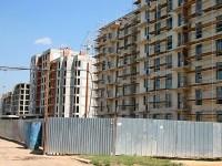 Строительство домов 1 и 2 очередей