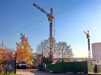 Строительство новых корпусов Ольховки