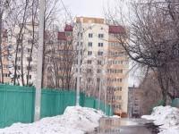 Дорога от школы в Ольховку